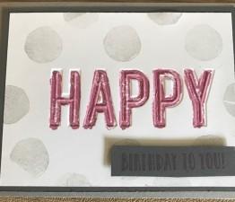 Celebration card 2
