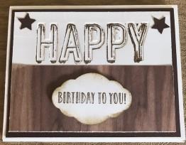Happy Celebration card 1